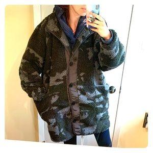 Camp Sherpa jacket